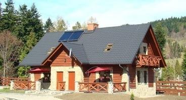 Domki na Borach