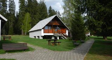 wyróżniające domki istebna